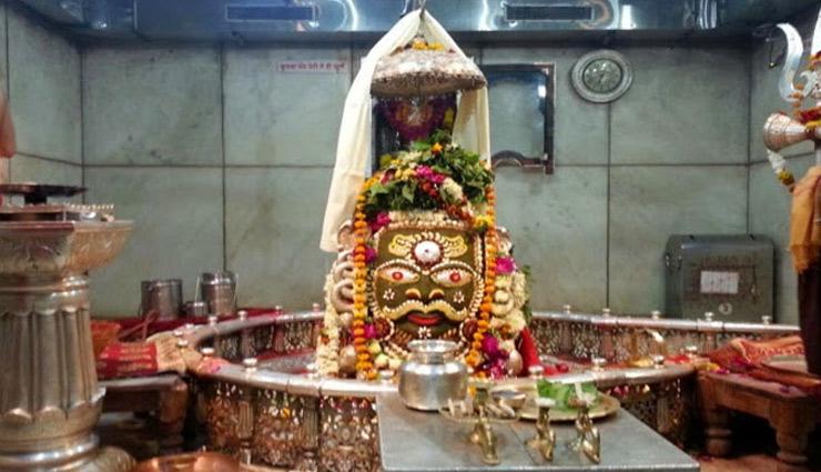 उज्जैन का महाकालेश्वर मंदिर, भस्म से होती है भगवान शिव की आरती