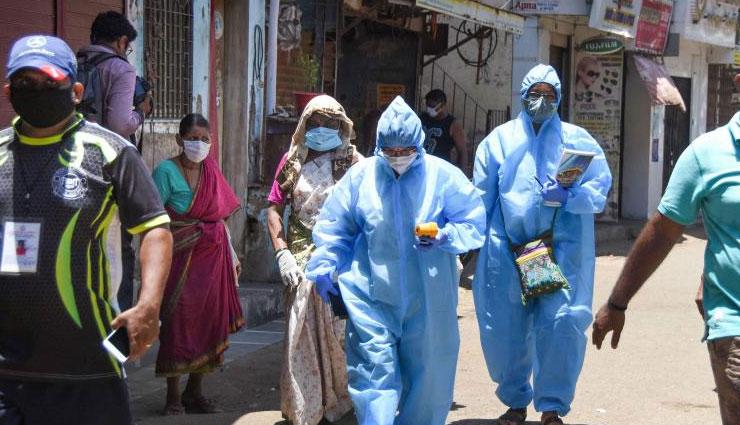 महाराष्ट्र / 4878 नए मरीजों के साथ कुल संक्रमितों की संख्या हुई 1.74 लाख; अब तक 7855 लोगों की हुई मौत
