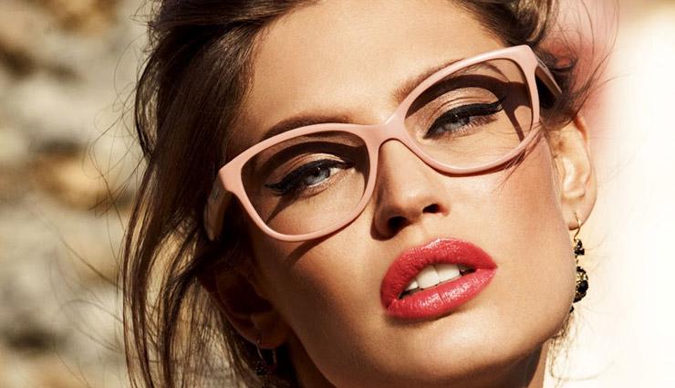 चश्मा पहनने वाली लड़कियों के लिए खास ब्यूटी टिप्स