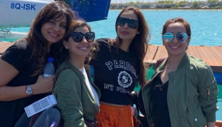Did Malaika Arora host a bachelorette in Maldives ahead of wedding with Arjun Kapoor