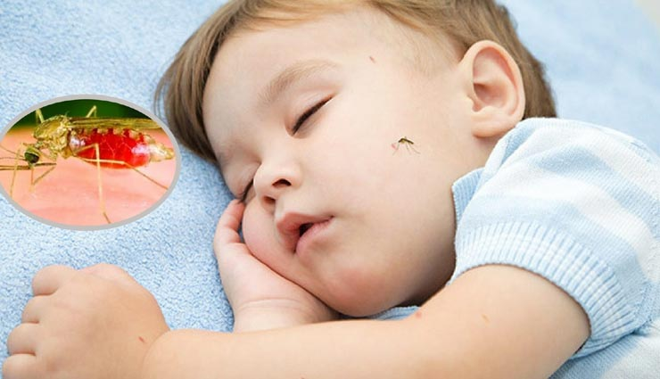 इस तरह पहचानें बच्चों में मलेरिया के लक्षण, उठाए उचित कदम