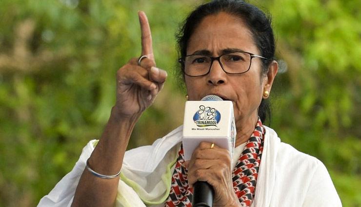 बंगाल में हिंसा : ममता की धमकी - हम पर लगाए आरोप साबित करें, वरना मोदी को जेल में डाल दूंगी