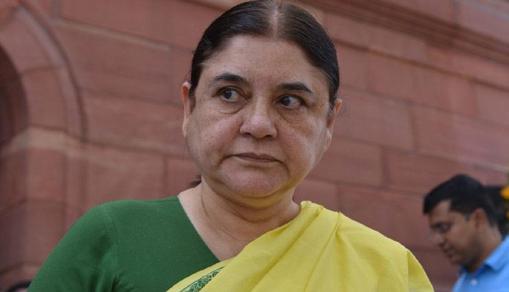 हैदराबाद एनकाउंट : मेनका गांधी ने कहा - आप लोगों को ऐसे नहीं मार सकते,  वे आरोपी थे और वैसे भी कोर्ट से उन्हें  फांसी की सजा मिलती