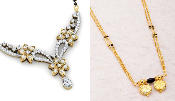 makar sankranti 2019,mangalsutra designs,trending mangalsutra designs,bridal jewellery