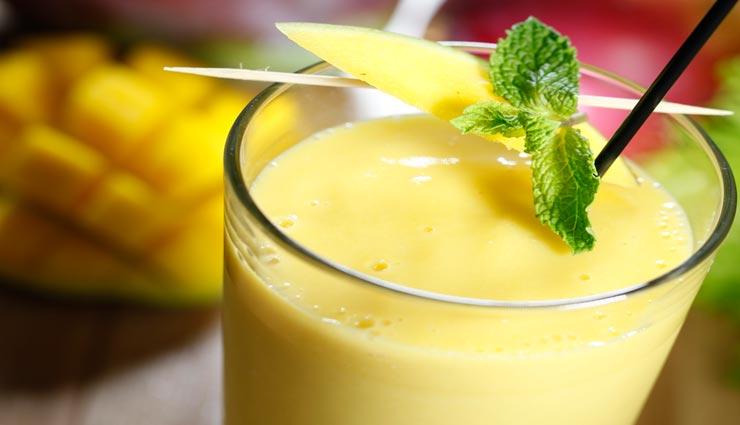 mango mint lassi recipe,recipe,recipe in hindi,special recipe ,मैंगो मिंट लस्सी रेसिपी, रेसिपी, रेसिपी हिंदी में, स्पेशल रेसिपी