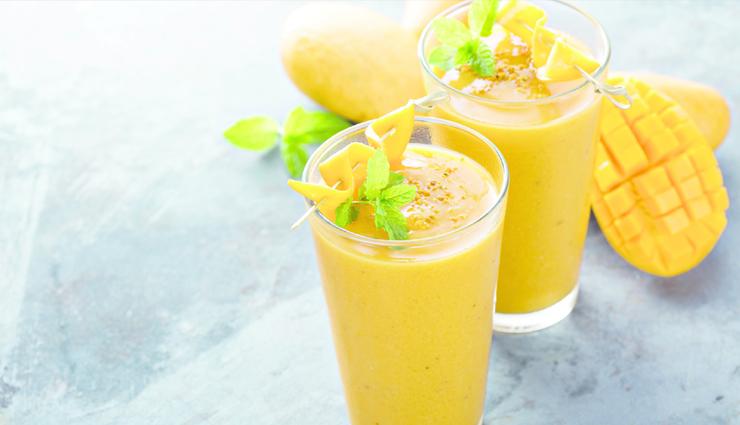 mango smoothie,smoothie recipe,mango recipe,dessert recipe