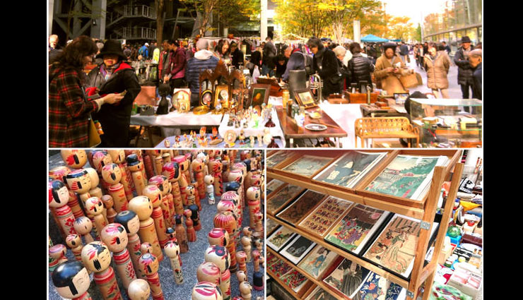 tokyo,japan,markets of tokyo,nakamise shopping street,mottainai flea market,takeshita-dori,boro-ichi street market,uenos ameya-yokocho
