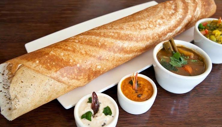 बनाना चाहते है बाजार जैसा स्वादिष्ट 'मसाला पेपर डोसा', बनाने के लिए आजमाए यह तरीका #Recipe