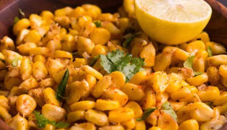 Recipe- Indian Style Masala Sweet Corn