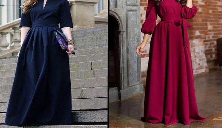 मैक्सी ड्रेस पहनते वक्त कम हाइट वाली लड़कियां रखें इन बातों का ध्यान
