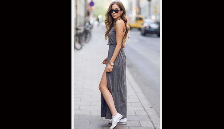 ways to style maxi dress,fashion tips for women,latest fashion trends