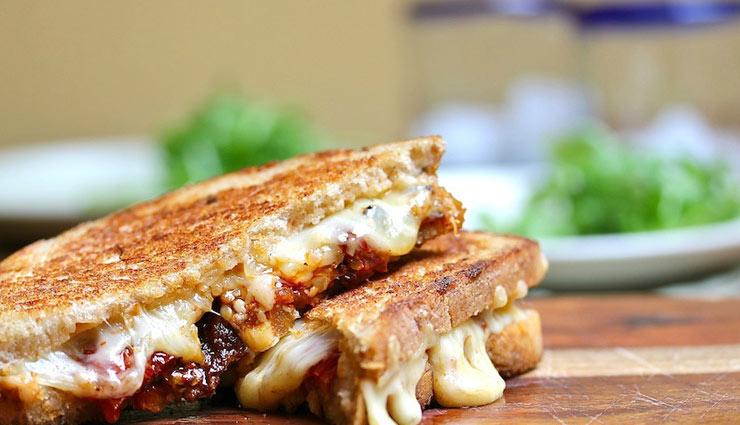 mayonnaise cheese sandwich,sandwich recipe,snacks recipe,recipe,breakfast recipe