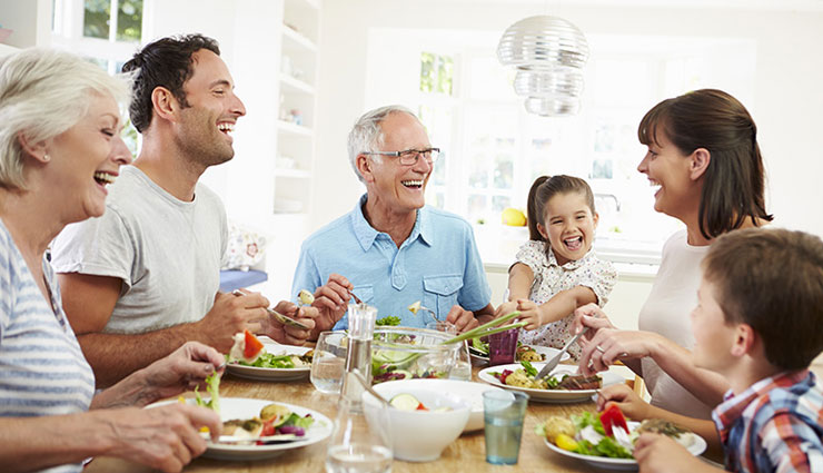 5 Reasons You Must Eat a Meal With Your Family