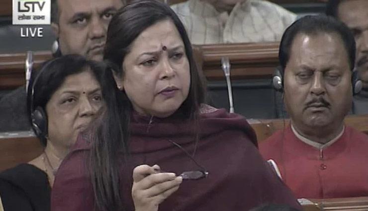 हैदराबाद एनकाउंट : BJP सांसद मीनाक्षी लेखी बोली - पुलिस के पास हथियार सजाकर रखने के लिए नहीं है...