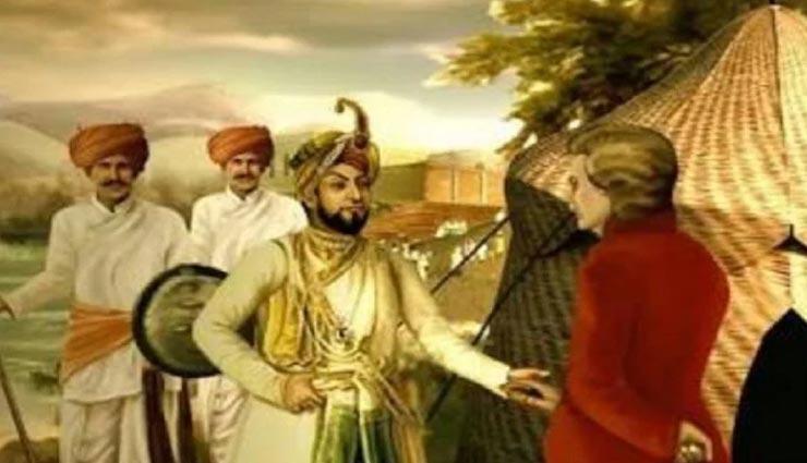 weird news,weird incident,indian history,great betryal of indian history,mir jafar,namak haram deorhi ,अनोखी खबर, अनोखा मामला, भारतीय इतिहास, भारतीय इतिहास का सबसे बड़ा विश्वासघाती, नमक हराम ड्योढ़ी, मीर जाफर