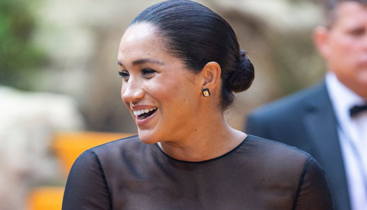 Meghan Markle faces backlash over excluding Queen Elizabeth II from British Vogue collaboration