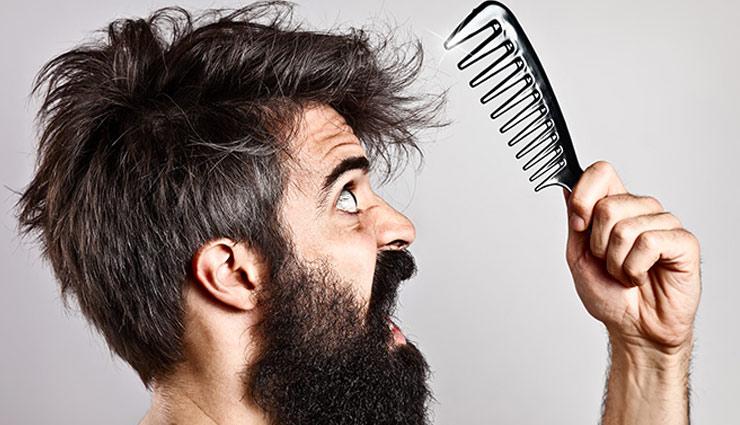 पुरुषों के बाल झड़ना एक बड़ी समस्या, आज से ही ये 5 काम करना शुरू करें