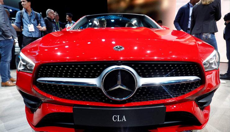 मंदी के दौर में Mercedes ने 1 दिन में बेची 200 कारें