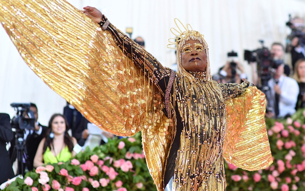 met gala 2019,met gala quirky appearances,met gala pics,entertainment news