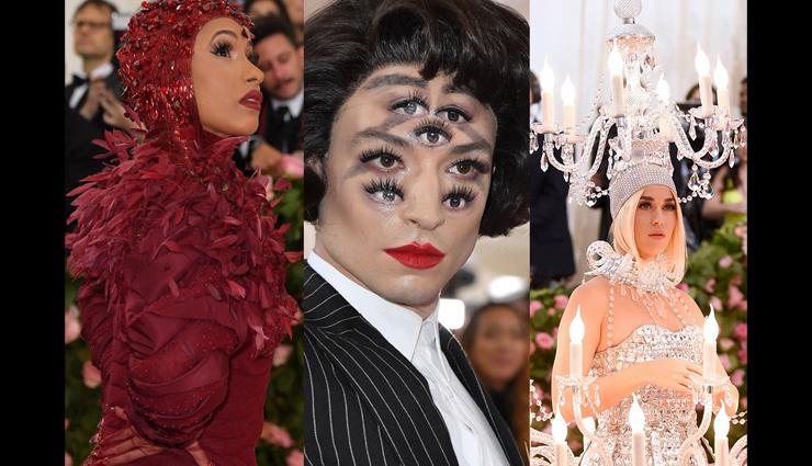 PICS- Met Gala 2019 quirky appearances