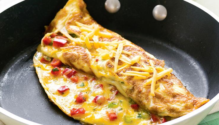 नाश्ते में आजमाकर देखें 'मैक्सिकन ऑमलेट', बना देगा आपका पूरा दिन #Recipe