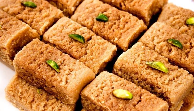 मन में उठी हैं मीठा खाने की चाहत, बनाए घर पर ही स्वादिष्ट मिल्क केक #Recipe