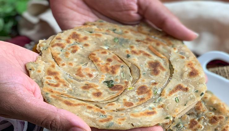 mint paratha,mint paratha recipes,parantha recipes,easy recipes,hunger struck,food