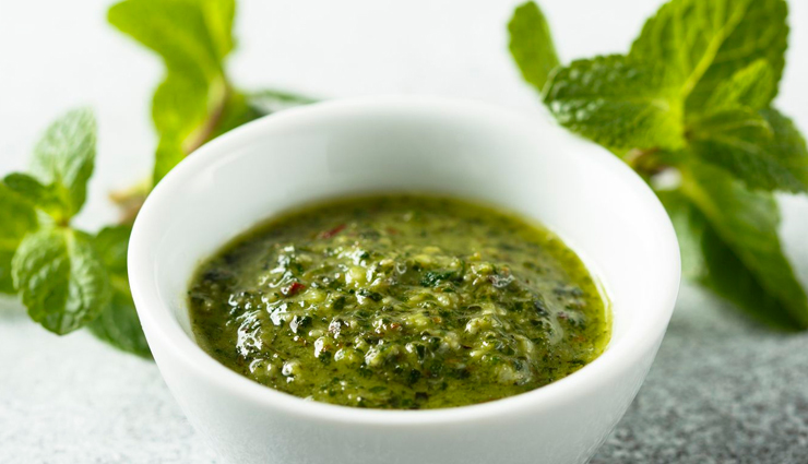 Recipe- Tangy and Delicious Mint Sauce