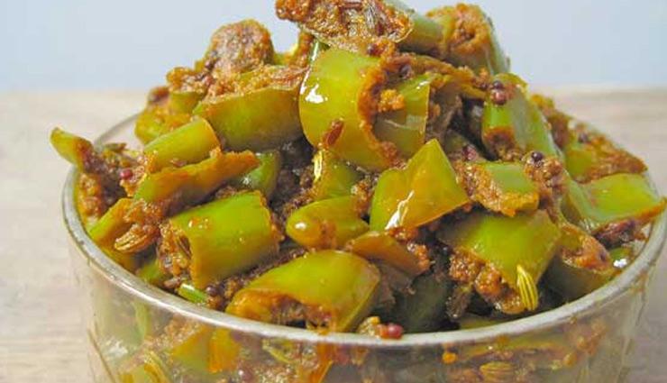 पराठे के साथ ले 'मिर्ची के टपोरे' का मजा, राजस्थान में बहुत प्रचलित #Recipe