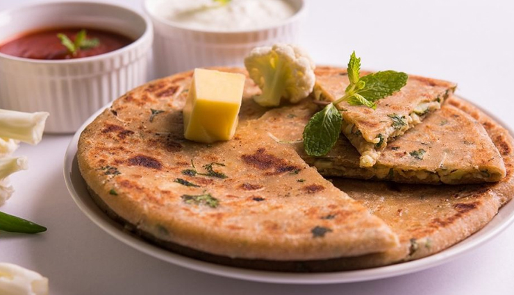 summer recipe,mixed veg paratha,paratha recipe,main course recipe