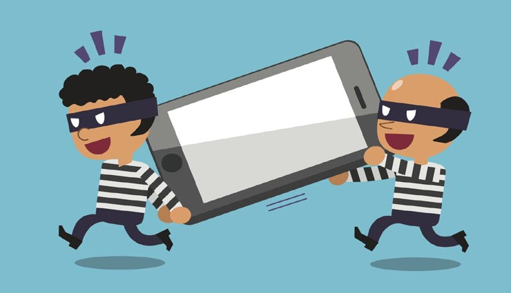 जोधपुर : 36 घंटे में ही गिरफ्तार हुए युवक का मोबाइल लूटने वाले दोनों बदमाश