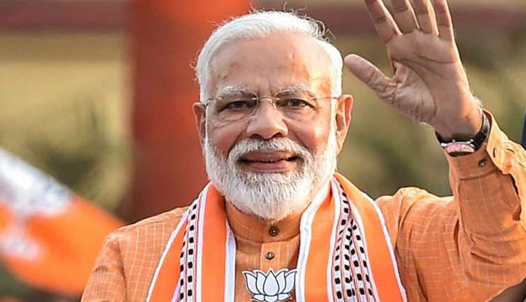Happy Birthday - BJP leaders Wishes PM Narendra Modi and call him an 'inspiration for all'