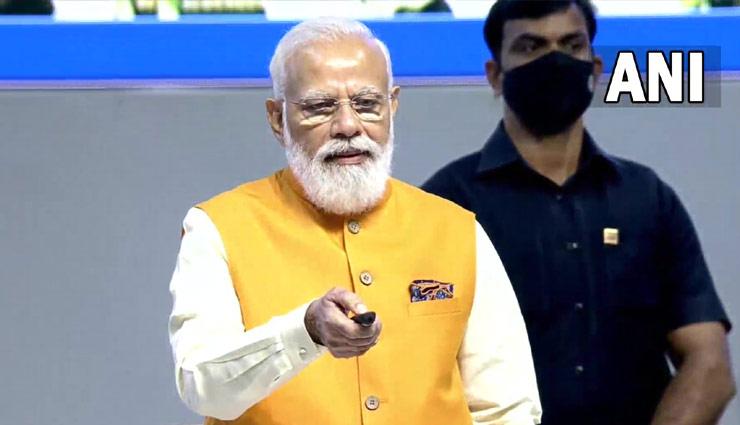 PM मोदी ने लॉन्च किया 100 लाख करोड़ का गति शक्ति नेशनल मास्टर प्लान, कहा- 21वीं सदी में पुरानी सोच छोड़ रहा भारत