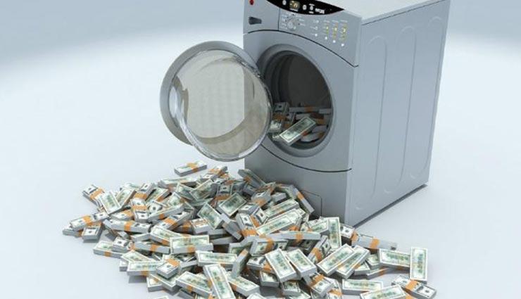 कहीं नोट पर तो नहीं कोरोना, शख्स ने वॉशिंग मशीन में धोकर ओवन में सुखाए डॉलर