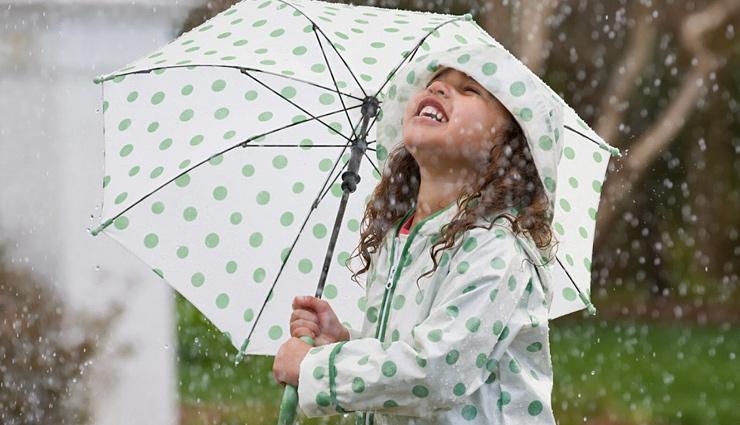 टिप्स जिनकी मदद से बच्चों के लिए यादगार बनाए बारिश का मौसम