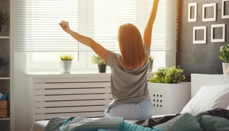 feel fresh in the morning,tips  to  feel fresh in the morning,morning tips,sleep,Health,Health tips