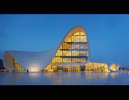 5 Most Beautiful Buildings In The World