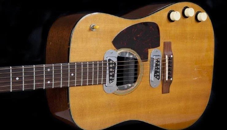 इस गिटार की कीमत इतनी कि सुनकर ही आने लगेंगे चक्कर, खरीद सकते हैं 2-3 छोटे हवाई जहाज