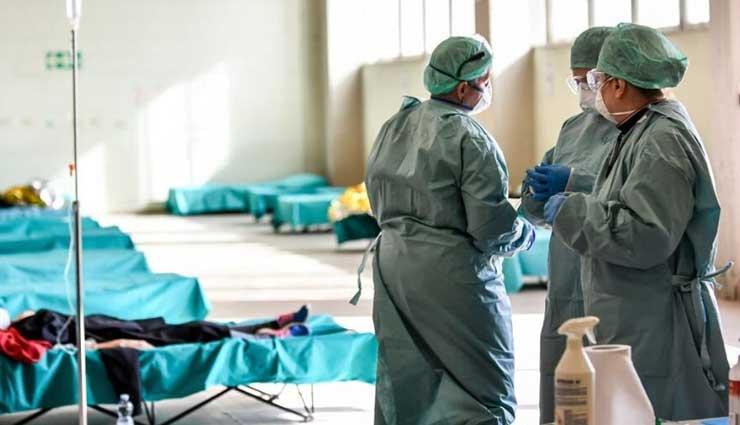 coronavirus update,dubai-returned madhya pradesh man tests positive for coronavirus,corona positive man organised feast for 1500 people,madhya pradesh,news