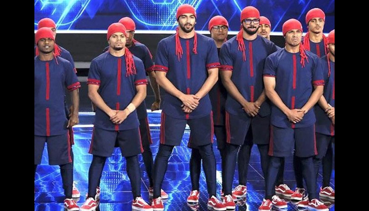 Mumbai dance troupe 'The Kings' wows US dance reality show, JLo shows appreciation by throwing her shoe