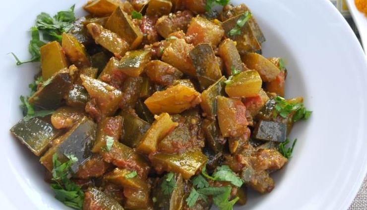 Recipe- Sweet and Sour Kharbooj Ki Sabzi