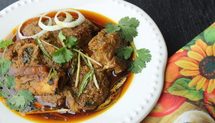 मटन कोरमा के साथ ईद के खास मौके को बनाए जायकेदार #Recipe