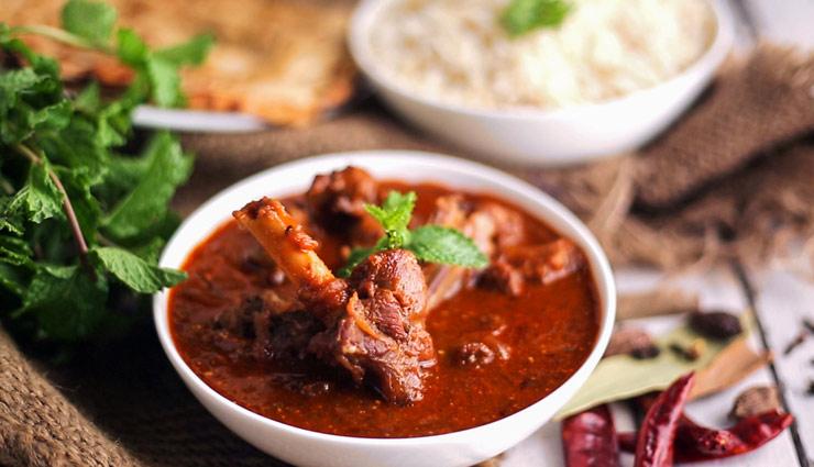 recipe of kashmir,mutton rogan josh,mutton recipe,non veg recipe