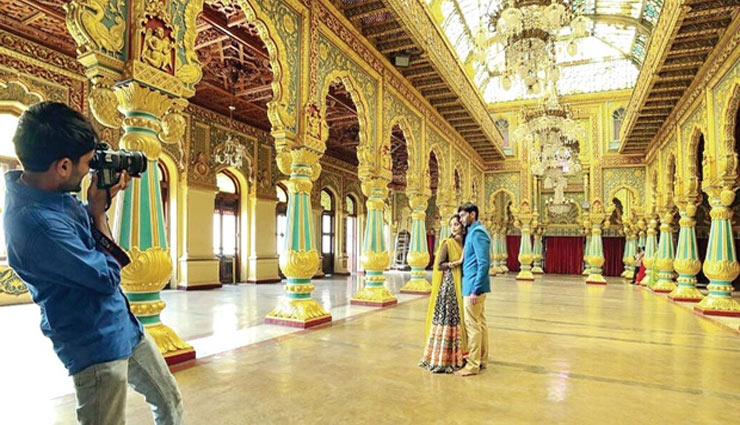 mysore palace,facts of mysore palace,unknown facts of mysore palace,holidays,travel,tourism ,ट्रेवल, टूरिज्म, हॉलीडेज, मैसूर पैलेस , मैसूर पैलेस से जुड़ी रोचक बाते