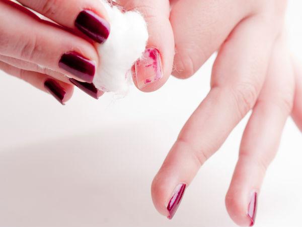 nail polish remover,home made nail polish remover,nail paint,beauty tips
