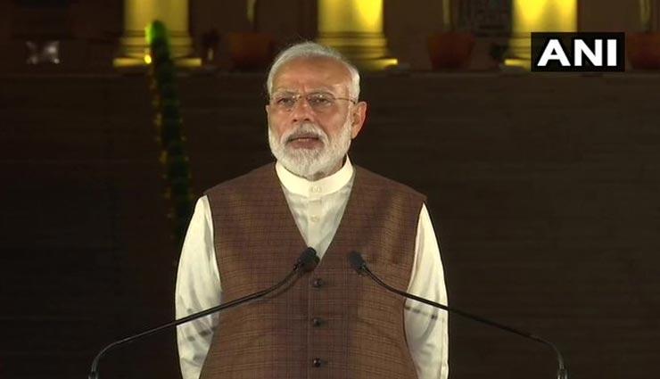 नरेंद्र मोदी ने सांसदों से कहा - वीआईपी कल्चर से देश को बड़ी नफरत है, हम भी नागरिक हैं तो कतार में क्यों खड़े नहीं रह सकते