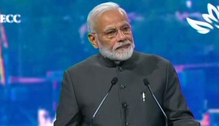 PM मोदी बोले- चेन्नई-व्लादिवोस्तोक के बीच जल्द चलेंगे जहाज, भारत और रूस की भागीदारी से विकास की रफ्तार 1+1= 11 होगी