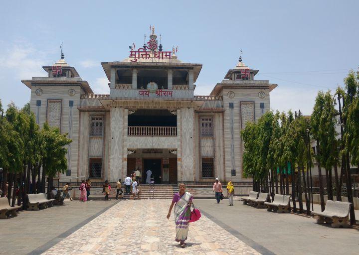 places near nasik,nasik,saptashrungi,trimbakeshwar temple,panchvati,sita gufa,kalaram temple