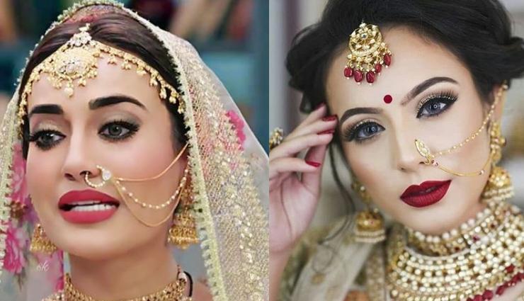 nath designs for brides,bride fashion tips,fashion tips,fashion trends,brides fashion,nose rings,nath designs ,फैशन टिप्स, फैशन ट्रेंड्स, जल्द ही बनने वाली है दुल्हन तो यहाँ देखे नथ  के लेटेस्ट डिज़ाइन , दुल्हनो के लिए बेस्ट है नाथ के ये डिजाइन