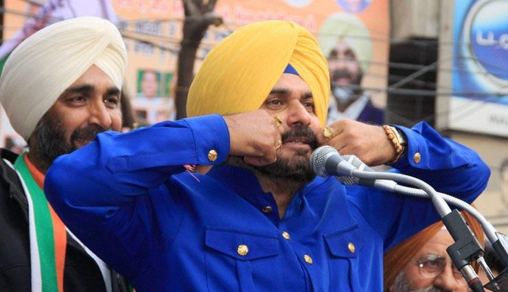 सिद्धू का चुनावी बयान- 'राहुल गांधी अमेठी से हारे तो राजनीति छोड़ दूंगा', अब क्या करेंगे नवजोत सिंह